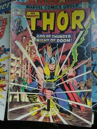 Marvel comics The Mighty Thor God of Thunder Night of Doom! comic book Lodi, 07644