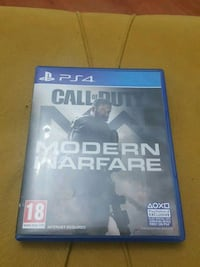 PS4 CALL OF DUTY MW YENİ