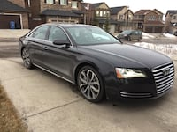 2011 Audi A8 4.2L Quattro FULLY LOADED Calgary, T3H