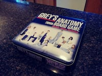 Vintage Greys Anatomy game Albuquerque, 87111