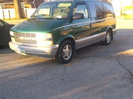 2000 Chevrolet Astro All-Wheel Drive