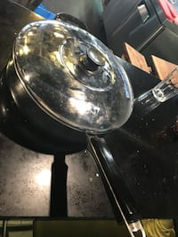 stainless steel and black kettle Toronto, M4J 1L9