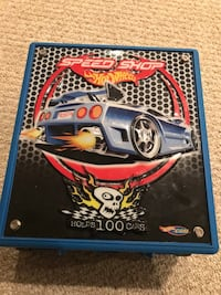 Hot Wheels carrying case with wheels Gainesville, 20155