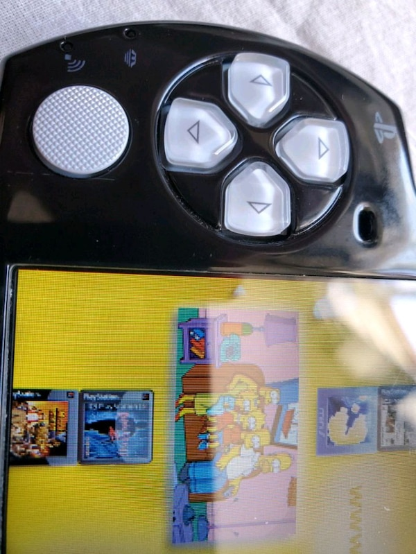 2001 * slim * - psp - with 5,000 games !!!!