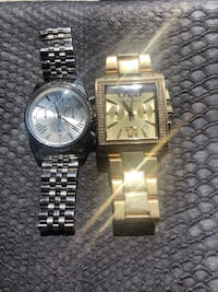 Michael Kors watches both for $100 or one for $45 Baltimore, 21216