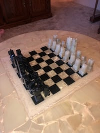 Chess / Coffee Table