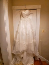Wedding Dress Sz 4-6 NEW Unworn Fairfax Station, 22039
