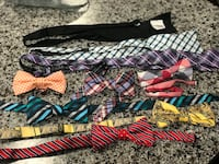 Bow ties all for $15 Weslaco, 78596