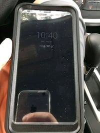 black Samsung Galaxy S8 + Olney, 20832