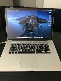 MacBook Pro 15-inch - Intel i7 2.3 Ghz - 16GB DDR3 - 500GB SSD