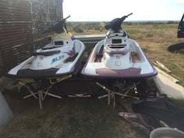 Couple of Jet Skis