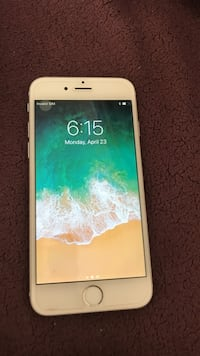 Sliver iphone 6 in good condition Palisades Park, 07650