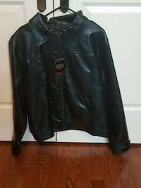 New Armani Leather Jacket  Toronto, M6A