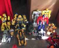 Transformers LARGE LOT $35  Bedford, 76022