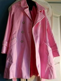 pink coach trench coat West Warwick, 02893