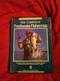 The compleat freshwater fisherman book Front Royal, 22630