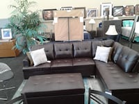 *BRAND NEW* Sectional w/ Ottoman Norfolk, 23502