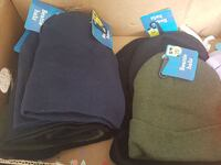 Beanie hats $0.75 each. Or Mens face mask $0.75  Ocean Springs, 39564