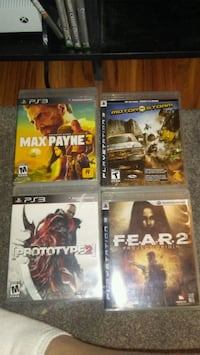 PS3 Games West Point, 84015