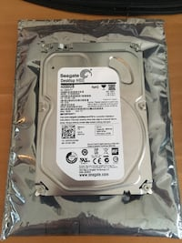 (Four) 4TB Seagate HDDs Ladner