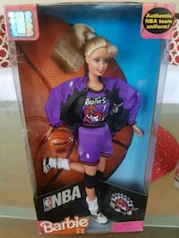 barbie..Toronto Raptors.. authentic only 500 made Toronto, M5B 2P2
