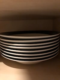Gibson Soup Bowls