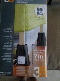 Bed Risers with A.C. Outlet & USB Charger  Mount Pleasant, 29464