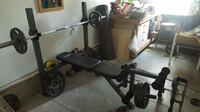Weight Bench (Havelock) null