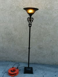 black and red floor lamp Whittier, 90602