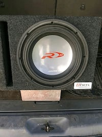 10 inch alpine type r very loud Waterloo, 13165