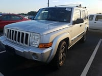 Jeep - Commander - 2006 Manassas
