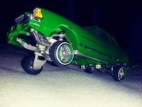 1/24 lowrider hopper. Custom built El Cajon, 92020