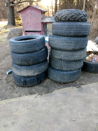 Used tires inspectable 572 mi