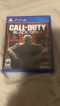 Black Ops 3 Ps4 Mississauga