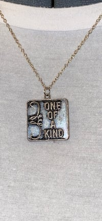 One of a Kind necklace
