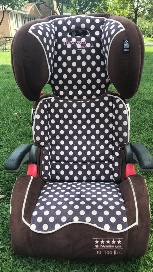 6c15dec1788 Used First Years Compass carseat booster for sale in La Grange - letgo