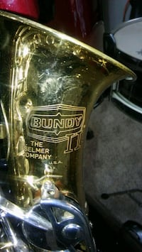 Bundy saxophone with Hard case and more  Martinsburg, 25405