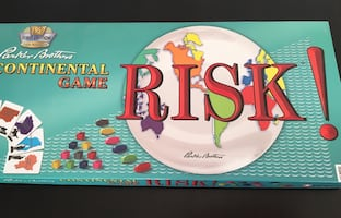 RISK! Board Game