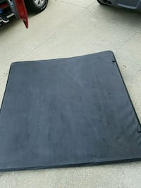 black truck bed cover  Irondale