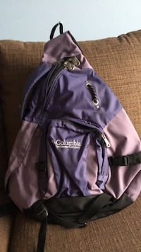 Never used Columbia backpack-must pick up Wind Gap, 18091