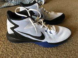 Nike basketball shoes size 12