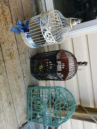 Bird Cages 3 to Choose From