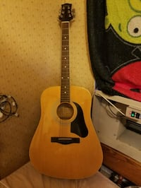 Great acoustic guitar works fine nothing's wrong Stockton, 95215
