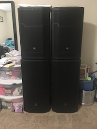 2 speakers jbl 715 or 2 spakers jbl 735. Alexandria, 22305