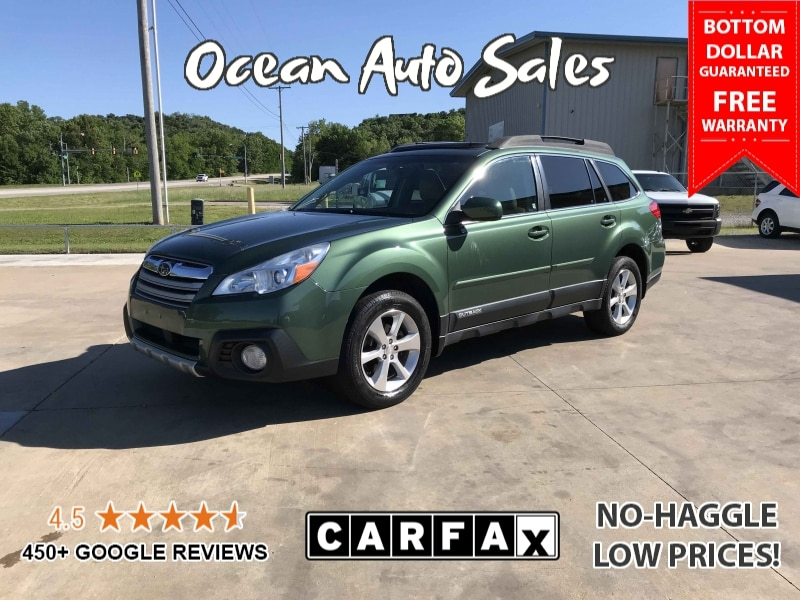 Photo 2014 Subaru Outback Limited 73k Miles *Heated Leather, Nav, Adaptive Cruise Control*