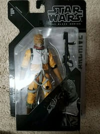 Star Wars archived Boskk action figure in box Cypress, 90630