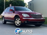2007 Chrysler Pacifica Red Tulsa, 74146