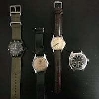 Vintage hand winding watches  Mississauga, L5R 0C3
