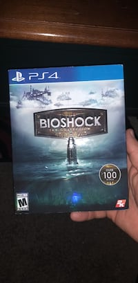 Bioshock Collection PS4 Wilkes-Barre, 18702