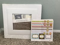 New wedding scrapbook kit
